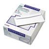Park Ridge Embossed Executive Envelope, Contemporary, #10, White, 500/Box