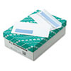 Redi-Seal Envelope, Security, #10, Window, Contemporary, White, 500/Box