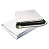 Redi-Strip Poly Expansion Mailer, Side Seam, 11 x 13 x 2, White, 100/Carton