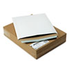 Photo/Document Mailer, Redi-Strip, Side Seam, 12 3/4 x 15, White, 25/BX
