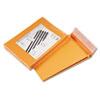 Redi-Strip Kraft Expansion Envelope, Side Seam, 10 x 13 x 2, Brown, 25/Pack