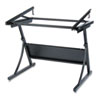 Safco(R) PlanMaster Height-Adjustable Drafting Table Base