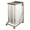 Safco(R) Steel Sheet File Mobile Stand