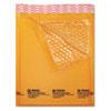 Jiffylite Self-Seal Mailer, Side Seam, #5, 10 1/2 x 16, Golden Brown, 10/Pack