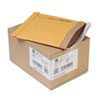Jiffy Padded Self-Seal Mailer, Side Seam, #2, 8 1/2x12, Golden Brown,25/CT