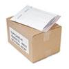 Jiffy TuffGard Self-Seal Cushioned Mailer, #1, 7 1/4 x 12, White, 25/Carton