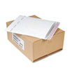Jiffy TuffGard Self-Seal Cushioned Mailer, #6, 12 1/2 x 19, White, 25/Carton