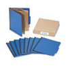 ACCO ColorLife(R) PRESSTEX(R) Classification Folders