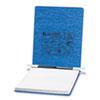 """PRESSTEX Covers w/Storage Hooks, 6"""" Cap, 9 1/2 x 11, Light Blue"""