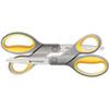 """Titanium Bonded Scissors, 8"""" Straight, 2/Pack"""