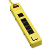 TLM626NS Safety Power Strip, 6 Outlets, 6 ft Cord