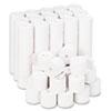 """Impact & Inkjet Print Bond Paper Rolls, 0.5"""" Core, 2.25"""" x 165ft, White, 100/Carton"""