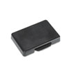 Trodat T5460 Dater Replacement Ink Pad, 1 3/8 x 2 3/8, Black