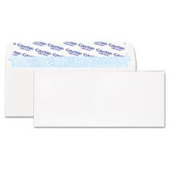 Grip-Seal Business Envelope, #10, 4 1/8 x 9 1/2, White, 250/Box