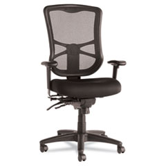 Alera(R) Elusion(TM) Series Mesh High-Back Multifunction Chair
