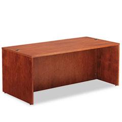 Alera(R) Verona Veneer Series Straight Front Desk Shell