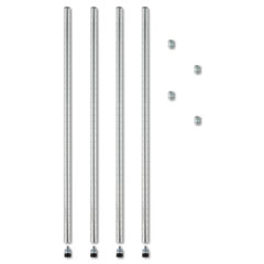 Alera(R) Wire Shelving Stackable Posts