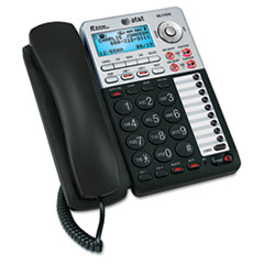 AT&T(R) ML17939 Two-Line Speakerphone with Caller ID and Digital Answering System
