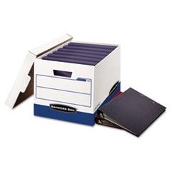 Bankers Box(R) BINDERBOX(TM) Storage Boxes