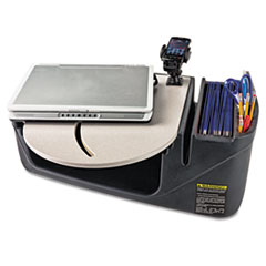 AutoExec(R) RoadMaster 03 Car Desk for Laptops with Power
