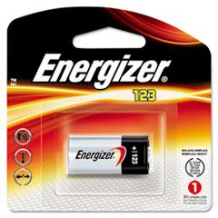 Lithium Photo Battery, 123, 3V