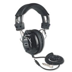 AmpliVox(R) Deluxe Stereo Headphones with Mono Volume Control