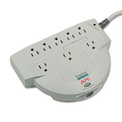 APC(R) Eight-Outlet Professional SurgeArrest Surge Protector