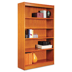 Alera(R) Veneer Square Corner Bookcase