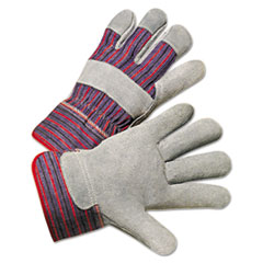 Anchor Brand(R) Leather Palm Work Gloves