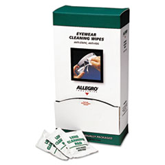 Allegro(R) Eyewear Cleaning Wipes