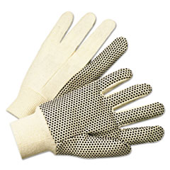 Anchor Brand(R) PVC-Dotted Canvas Gloves