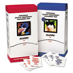 Allegro(R) Respirator Cleaning Pads