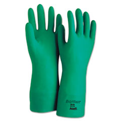 AnsellPro Sol-Vex(R) Sandpatch-Grip Nitrile Gloves