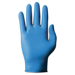 AnsellPro TNT(R) Blue Disposable Gloves 92-575-M