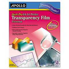 Apollo(R) Transparency Film