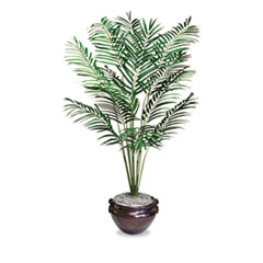 NuDell(TM) Artificial Areca Palm Tree