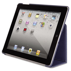 Slim Case/Stand for iPad 3, Blue