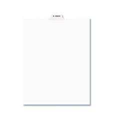 Avery(R) Legal Index Divider, Exhibit Alpha Letter, Avery(R) Style