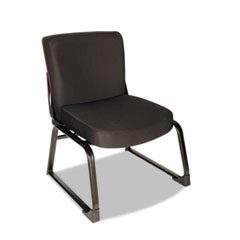 Alera Plus(TM) XL Series Big & Tall Mid-Back Guest Chair
