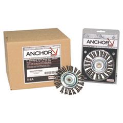 Anchor Brand(R) Knot Wheel Brush 4K58