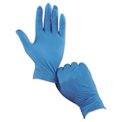 AnsellPro TNT(R) Blue Single-Use Gloves 92-675-S