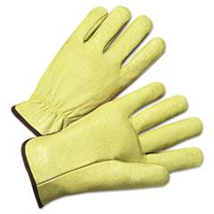 Anchor Brand(R) 4000 Series Pigskin Leather Driver Gloves 4900XL