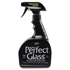 Perfect Glass® Glass Cleaner, 32 oz. Spray Bottle, Unscented