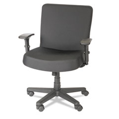 Alera Plus(TM) XL Series Big & Tall Mid-Back Task Chair