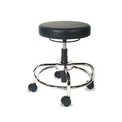 Alera Plus(TM) Height-Adjustable Stool