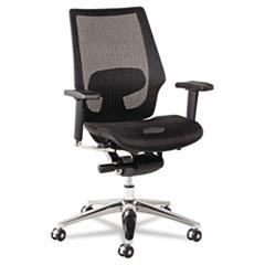 Alera(R) K8 Series Ergonomic Multifunction Mesh Chair
