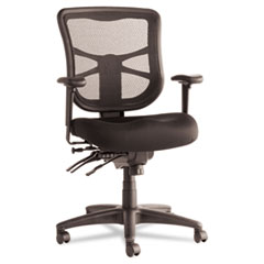 Alera(R) Elusion(TM) Series Mesh Mid-Back Multifunction Chair