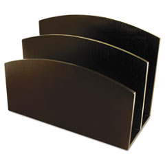 Artistic(R) Eco-Friendly Bamboo Curves Letter Sorter