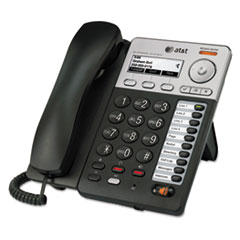 AT&T(R) Syn248(TM) Corded Deskset Phone System