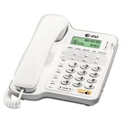 AT&T(R) CL2909 Corded Speakerphone